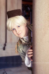 Hetalia Shoot: Russia by chisa