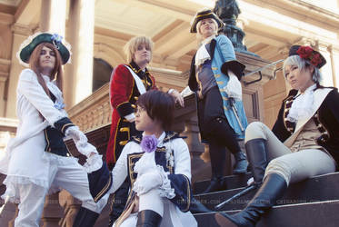 Hetalia Shoot by chisa