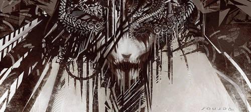 Inner darkness by SoulDa