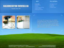 Balkongskydd Svenska AB by Cheezen