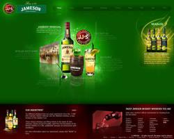 Jameson Original Whiskey by Cheezen