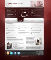 Company layout 1 by Cheezen