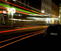 Berlin by night by Cheezen