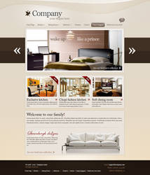 Company layout 4 by Cheezen