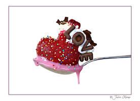 Love is a sweet temptation by StardustWings