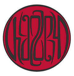 HaZaRD Ambigram by KeepingYouAwake