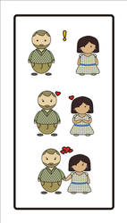 Love by gatahada