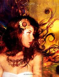 Sunflower by Rui-Abel
