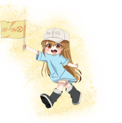 Platelet-cells at work by noniimad