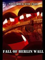 Fall of Berlin wall by LeoLevahn