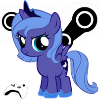 Steam Pony Icon by Nerve-Gas