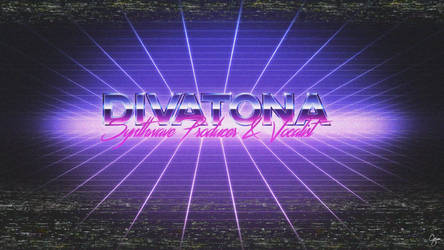 Divatona - 80s Style v1 (VHS Edition) by Grum-D