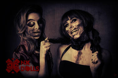 No.Dolls - Happy Halloween 2016 by Grum-D