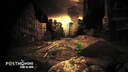 PostHomini Start All Over by DarkZaitzev