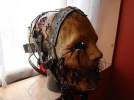 DJ SnookiPunch Custom Mask 5 by purplenothing