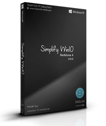 Simplify Win10 x64 (FREE Build) by PassMater
