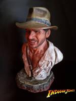 Indy Bust by jjportnoy