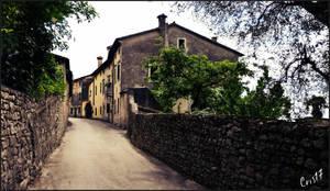 Italian alley 3 by Cristinaconte
