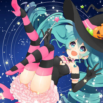 MAGIC NIGHT by Shioiri