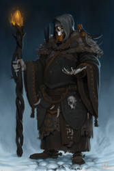 Necromancer by CoNfUsE-D