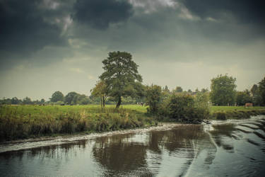 Chester, River Dee. by Ymadea