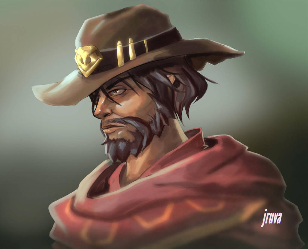 McCree by Jruva