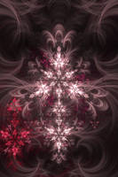 Digital Cherry Blossoms by MoonliteSymphony