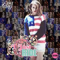 Blend Lana Del Rey Ride by meli-selenatika