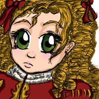 Princess by deerlette
