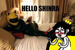 HELLO SHINRA by deerlette