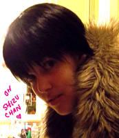 HEY THAR SHIZU CHAN by deerlette