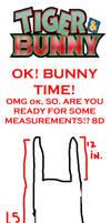 bunny plush tutorial by deerlette