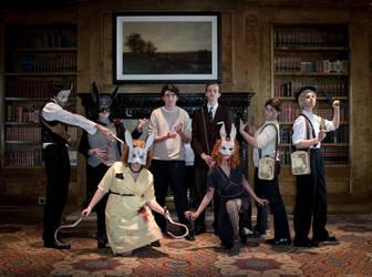 Rapture Group by deerlette