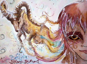 Aries by kawai-hime