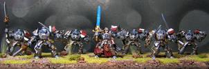 Warhammer 40k Stern by LadyTygress