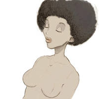 beautiful_afro by biostm