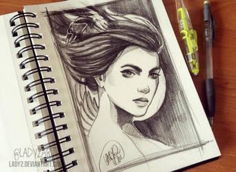 raven's_tale. by Lady2