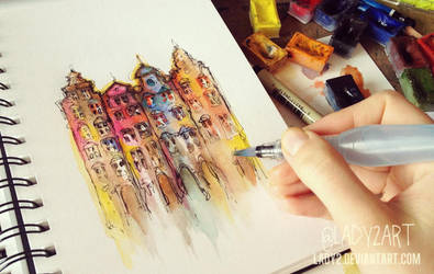 rainbow_city. by Lady2
