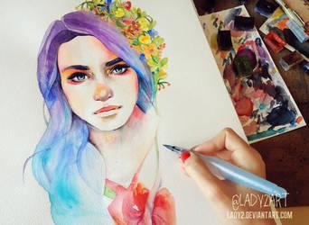bloodstream. by Lady2