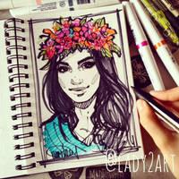 marker_love. by Lady2
