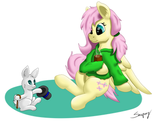 A Private Show by Saxpony