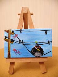 Birds by ydwoR