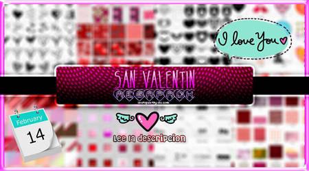 +SAN VALENTIN MEGAPACK by ISatQuietly