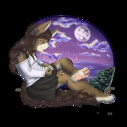 Furry Self by Cindybrown