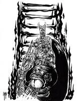 The Order of Death by Steelpengu