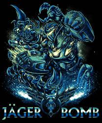 Jaeger Bomb by Steelpengu