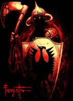 Death Draped in Red by Steelpengu