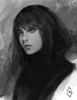 Quick Study by mangamie