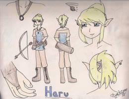 Haru: Character Info by yoshijaz