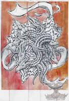 Fold Hydra by Grenyol